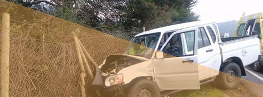 Abogados defensa accidente automovilístico